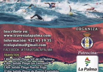 Travesía a Nado Isla de La Palma