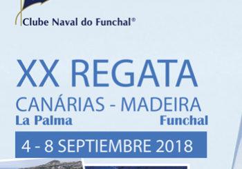 XX REGATA INTERNACIONAL CANARIAS – MADEIRA