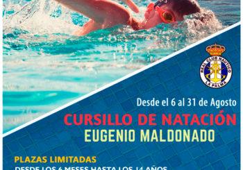 Cursillo de Natación Eugenio Maldonado 2018