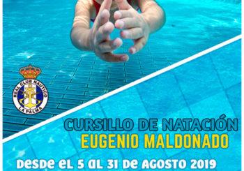 Cursillo de Natación Eugenio Maldonado 2019